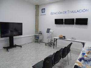 CESIMAV (Centro de Simulación Clínica Avanzado) de Respimed. Formación y Docencia y el Grupo de VMNI-CR Valencia